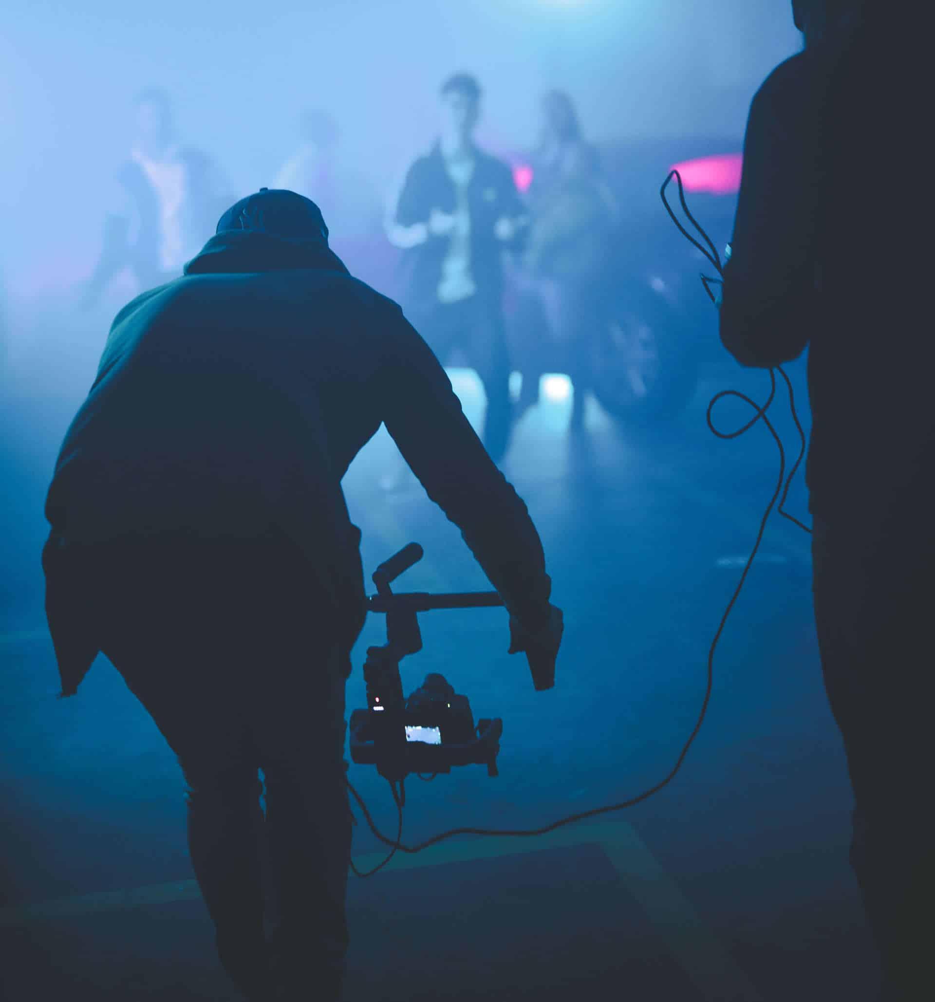Filmproduktion - Imagefilm Produktion post Musik