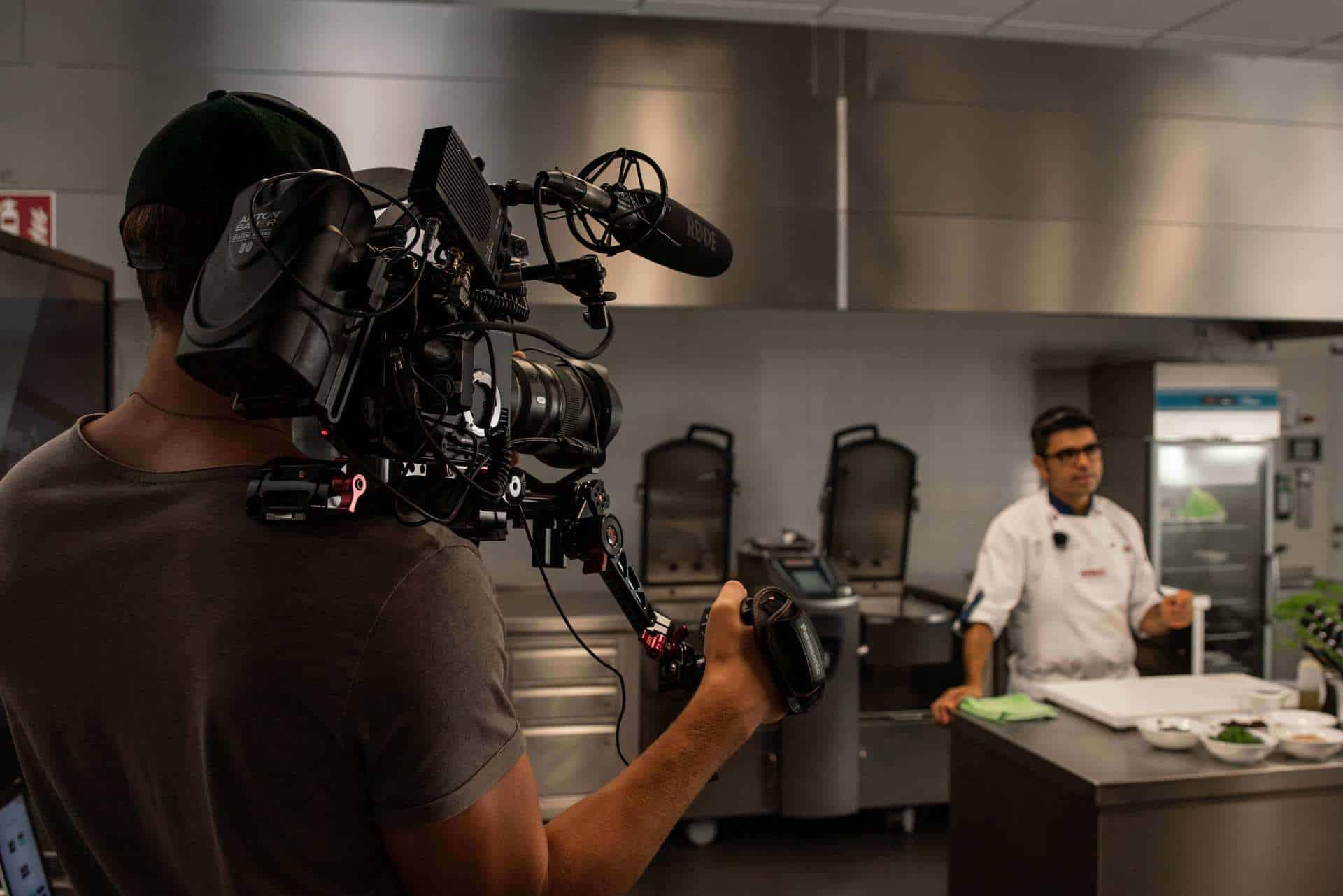 Filmproduktion - Imagefilm Produktion post Küche