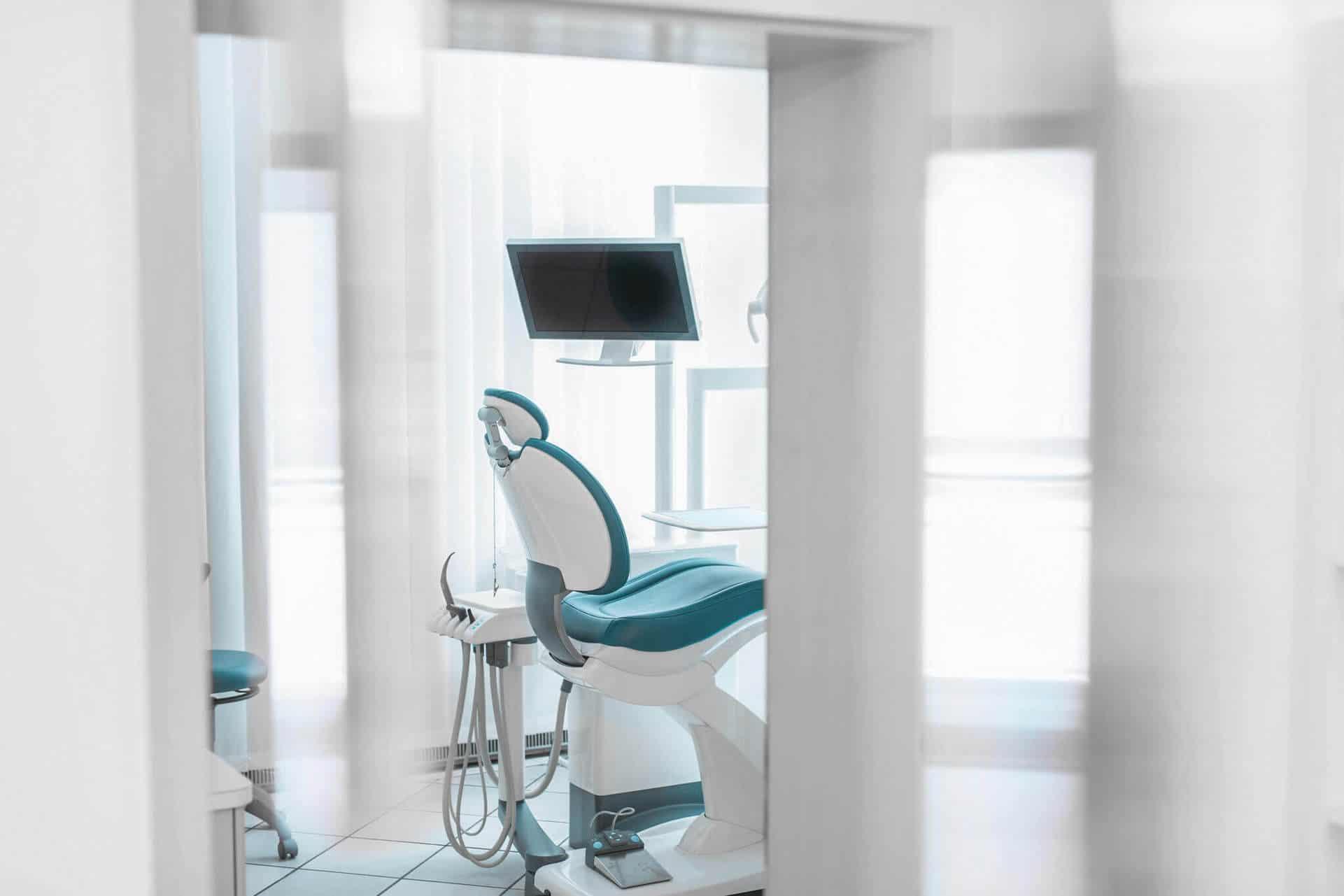 Zahnchirurgie Architektur Fotografie