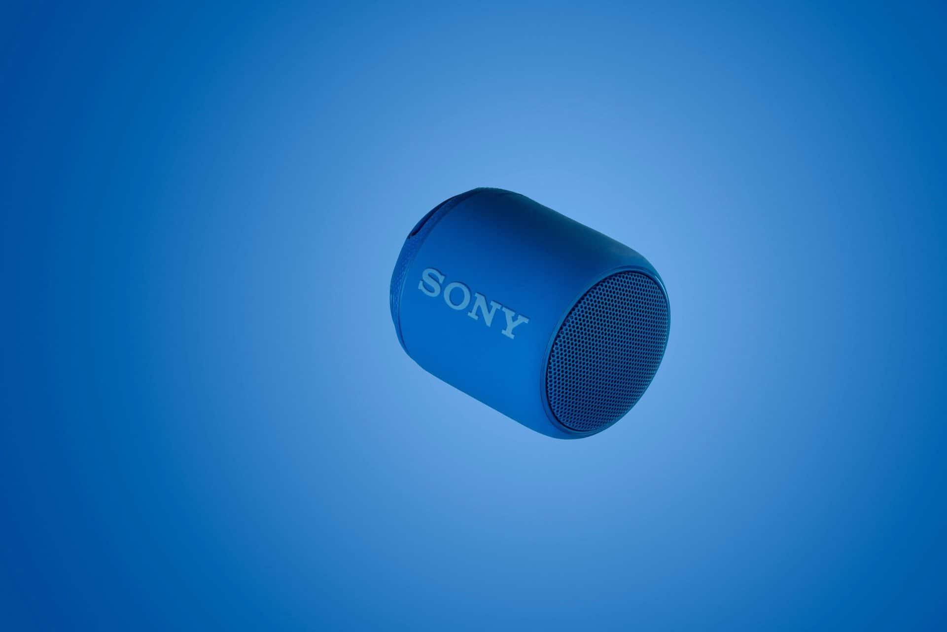 Sony SRS-XB10 Produkt Fotografie