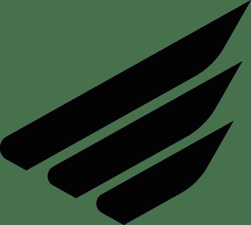 WINGMEN Media Logo als PNG Datei